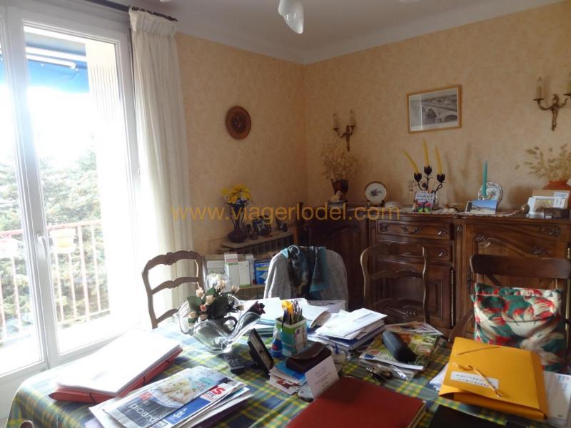Verkauf auf rentenbasis wohnung Montpellier 50000€ - Fotografie 2