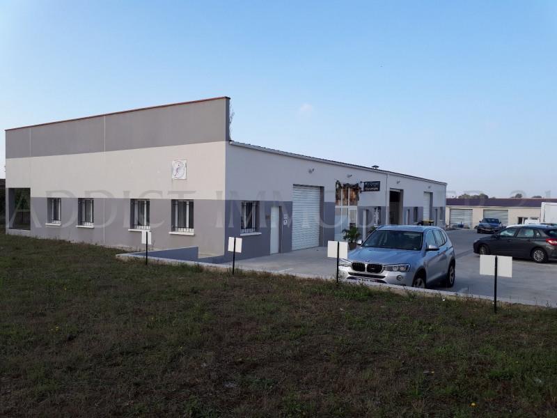 Produit d'investissement local commercial Garidech 408333€ - Photo 2