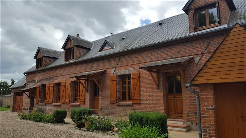 Vente maison / villa St clair sur epte 242200€ - Photo 1