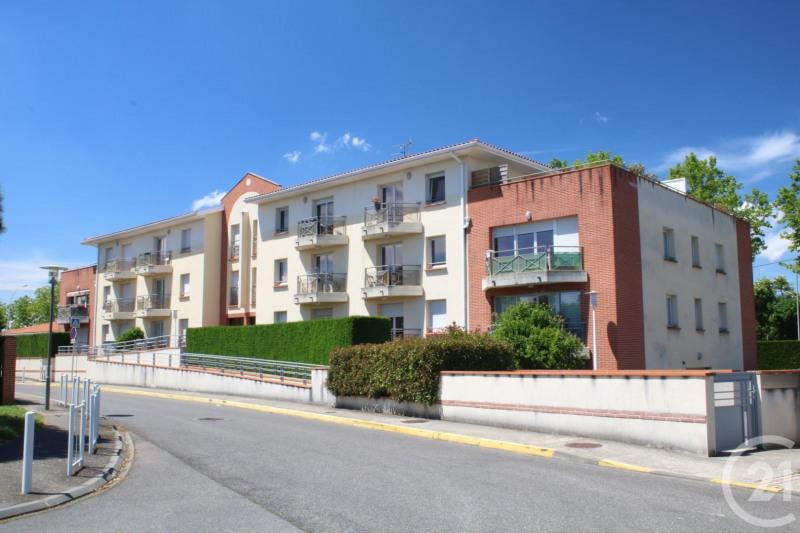 Rental apartment Tournefeuille 555€ CC - Picture 1