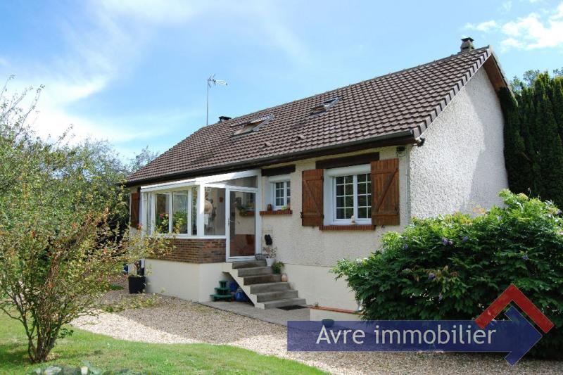 Vente maison / villa Verneuil d'avre et d'iton 169500€ - Photo 1