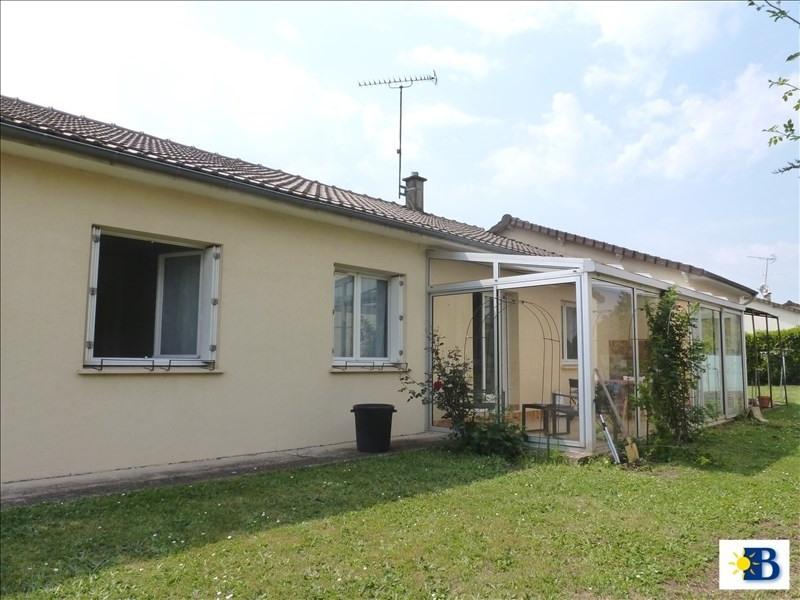 Vente maison / villa Naintre 143100€ - Photo 8