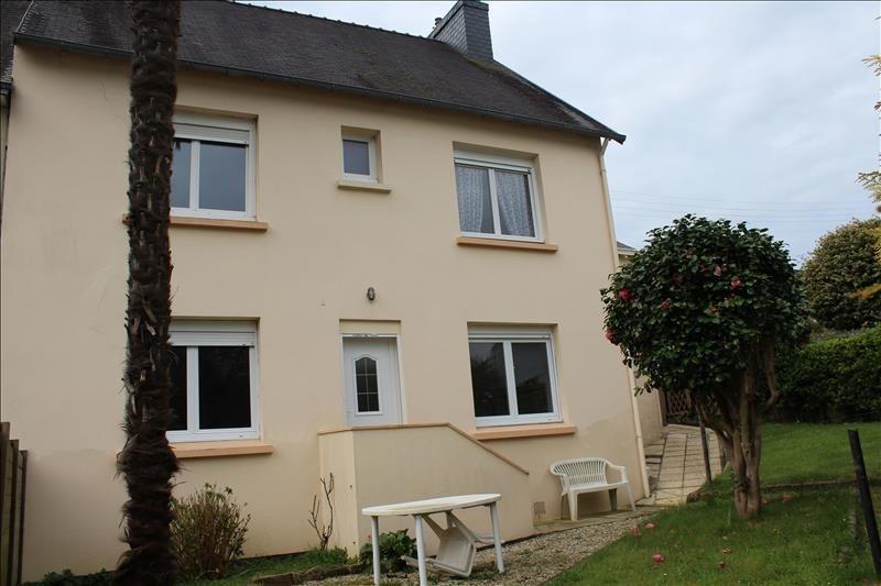 Sale house / villa Quimper 149800€ - Picture 1