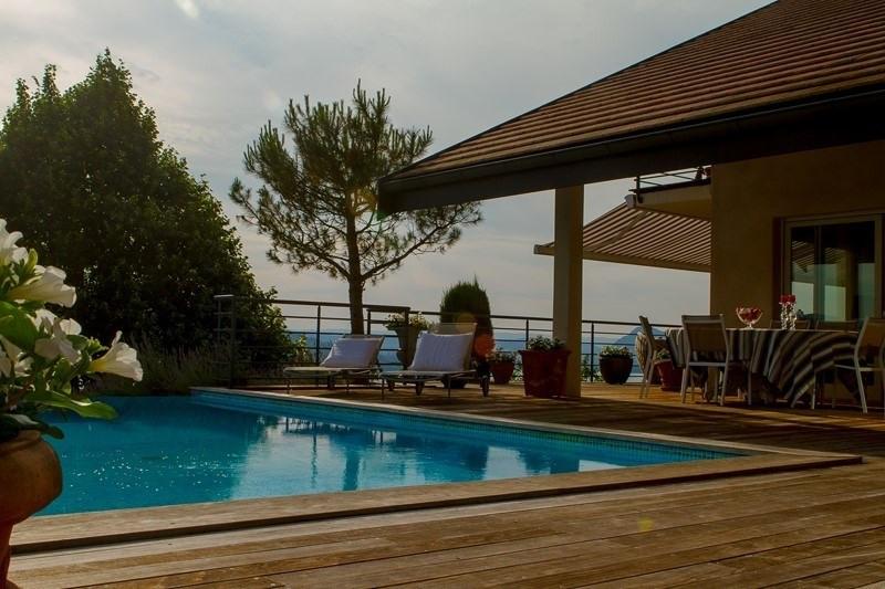 Vente de prestige maison / villa Veyrier du lac 1740000€ - Photo 3
