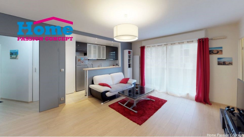 Appartement 2 pièces de 47 m²