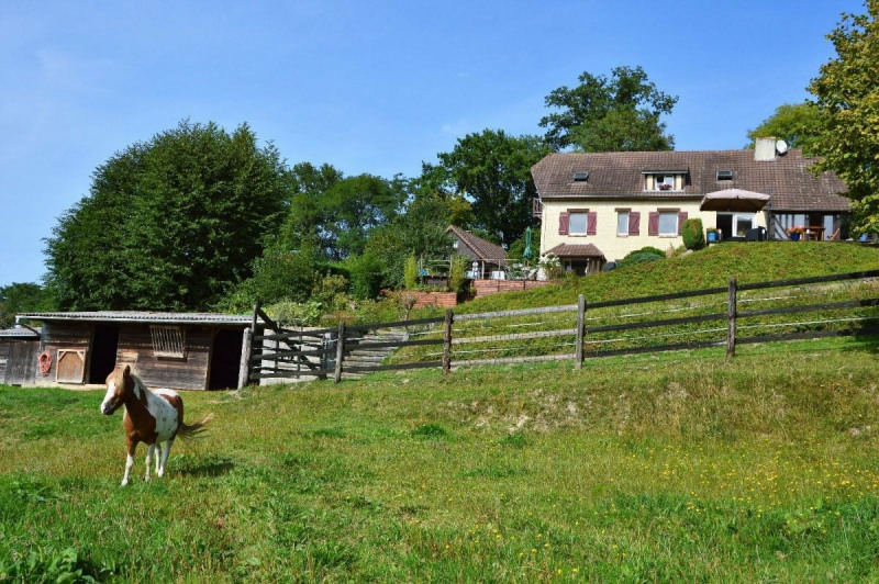 Vente de prestige maison / villa Saint-léger-dubosq 430500€ - Photo 16