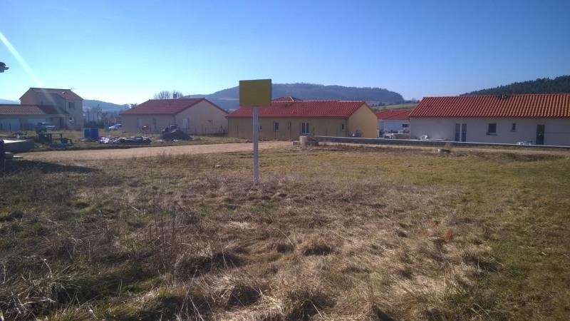 Vente terrain Blavozy 45600€ - Photo 1