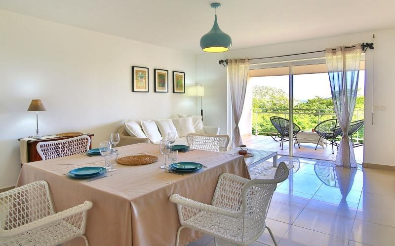 Deluxe sale apartment St martin 377 500€ - Picture 1