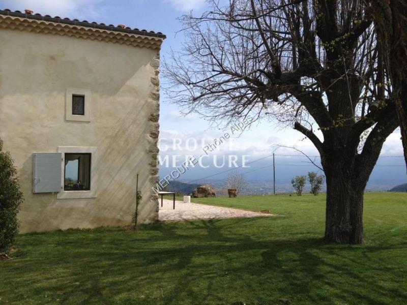 Vente de prestige maison / villa Tournon sur rhone 810000€ - Photo 6