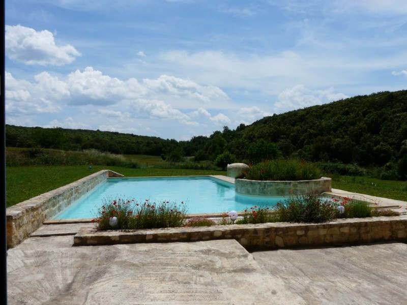 Deluxe sale house / villa Barjac 695000€ - Picture 11