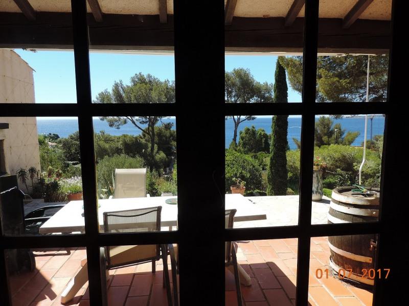 Short-term rental house / villa Les issambres 1050€ CC - Picture 2