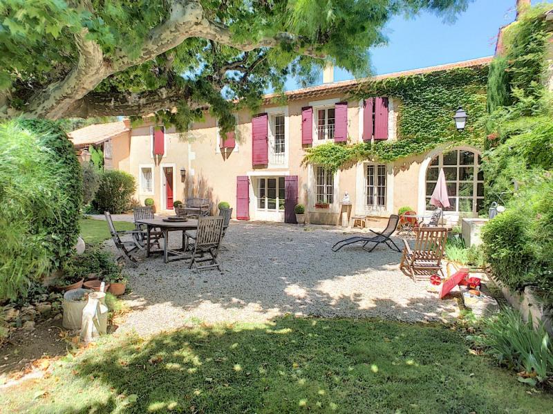 Venta de prestigio  casa Chateaurenard 684000€ - Fotografía 11