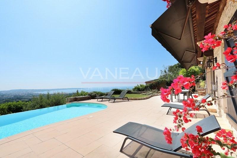 Vente de prestige maison / villa Golfe-juan 1575000€ - Photo 10