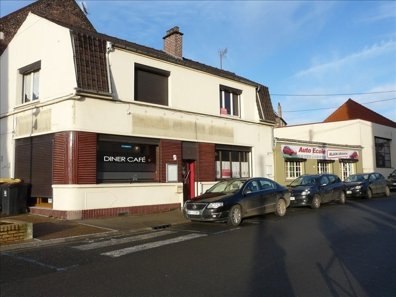 Sale building Lumbres 132 500€ - Picture 1