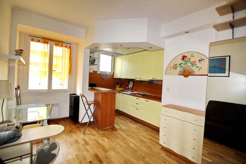 Rental apartment Nice 556€ CC - Picture 4