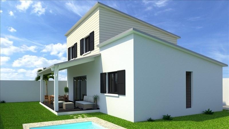 Vente maison / villa Les avirons 375000€ - Photo 1