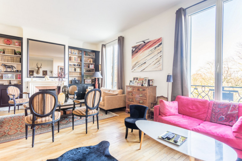 Vente de prestige appartement Paris 16ème 1 500 000€ - Photo 3