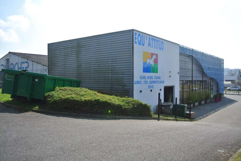 Location local commercial Quimper 3333€ CC - Photo 1