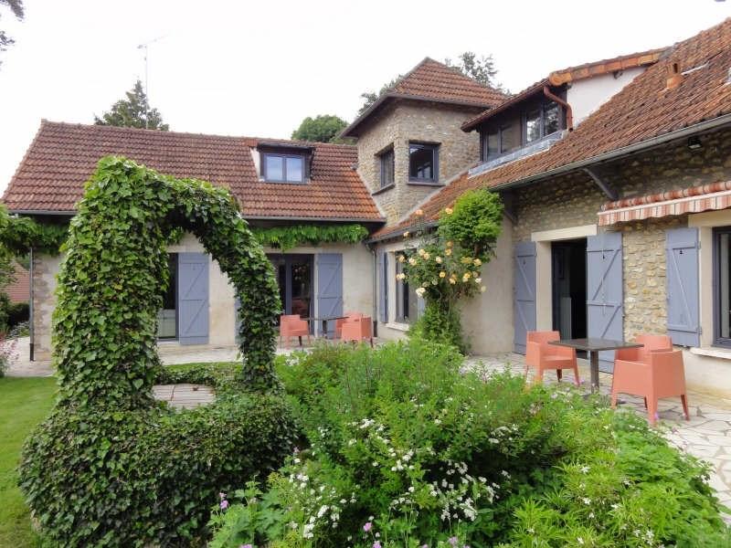 Vente maison / villa Montfort l amaury 799000€ - Photo 2