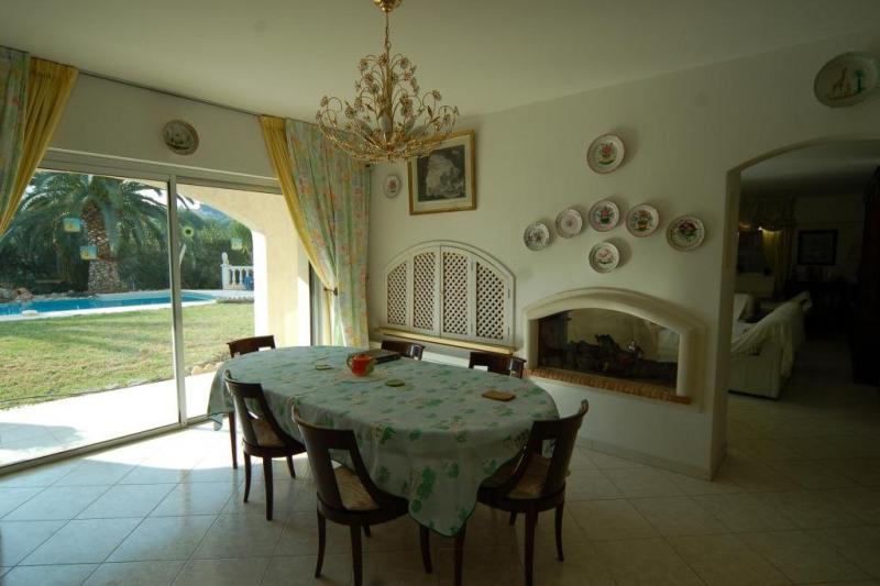 Immobile residenziali di prestigio casa Antibes 1650000€ - Fotografia 5