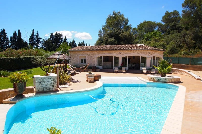 Immobile residenziali di prestigio casa Goudargues 795000€ - Fotografia 2