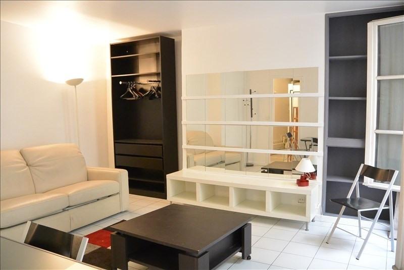 Sale apartment Paris 2ème 355000€ - Picture 3