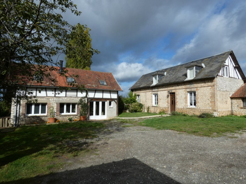 Ancien Corps de ferme - Proche Les Andelys - 159 m