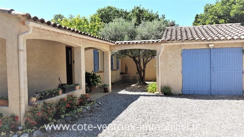 Sale house / villa St didier 360000€ - Picture 10