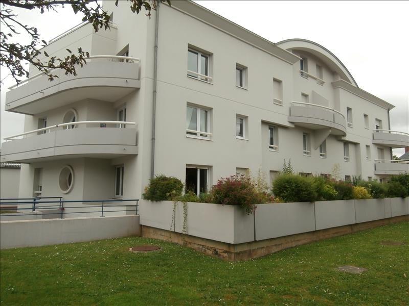 Sale apartment Caen 120000€ - Picture 1