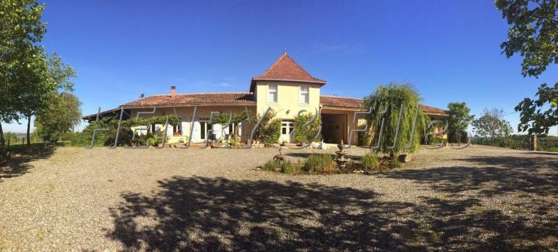 Sale house / villa L'isle-en-dodon 620000€ - Picture 2