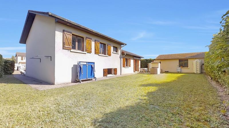 Vente maison / villa Meyzieu 415000€ - Photo 2