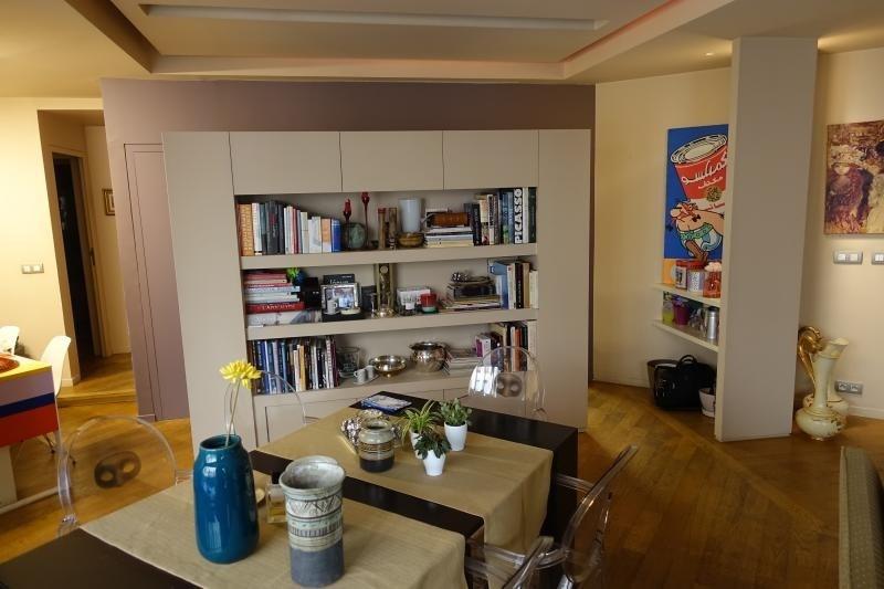 Vente de prestige appartement Paris 16ème 1560000€ - Photo 4