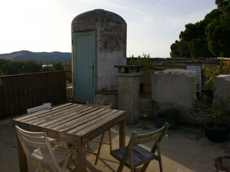 Rental house / villa Aramon 781€ CC - Picture 1