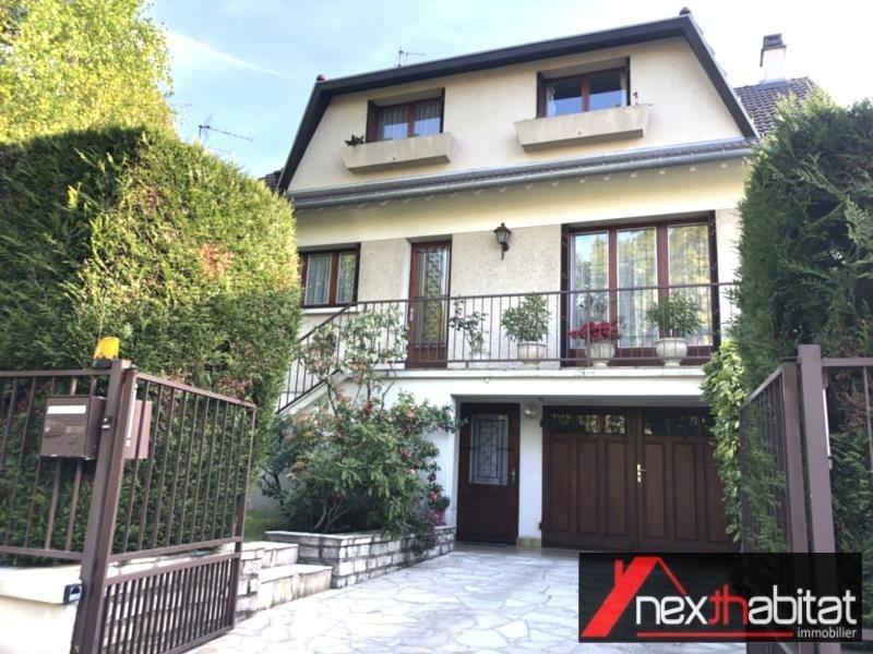 Vente maison / villa Aulnay sous bois 480000€ - Photo 1