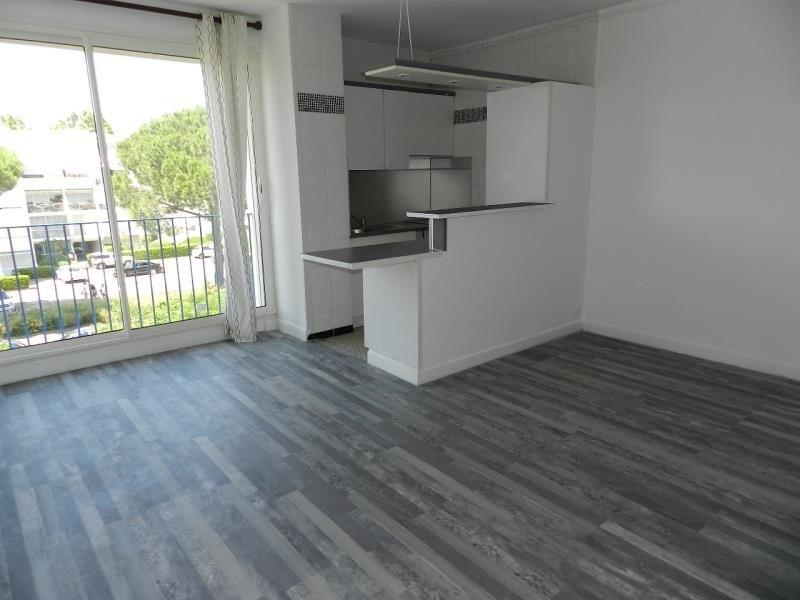 Vente appartement La grande motte 101000€ - Photo 1