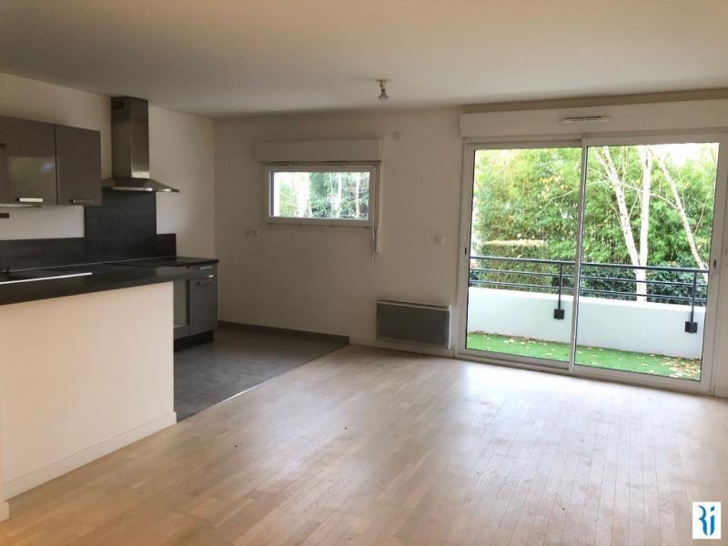 Rental apartment Mont saint aignan 797€ CC - Picture 1
