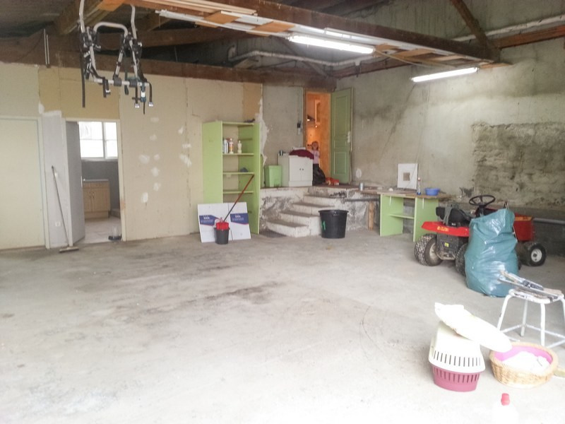 Sale house / villa Saint sixte 218000€ - Picture 9