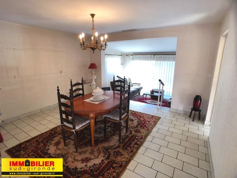 Vente maison / villa Podensac 228000€ - Photo 6