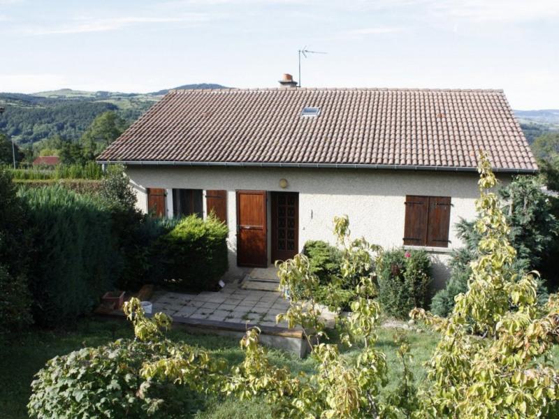 Sale house / villa Le monastier sur gazeille 139000€ - Picture 1