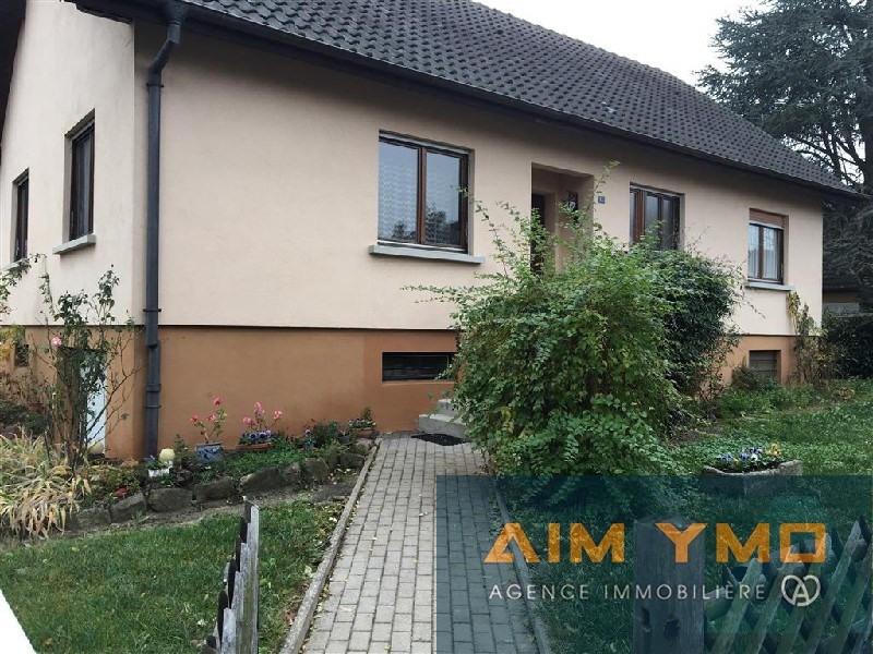 Vente maison / villa Beblenheim 278250€ - Photo 2