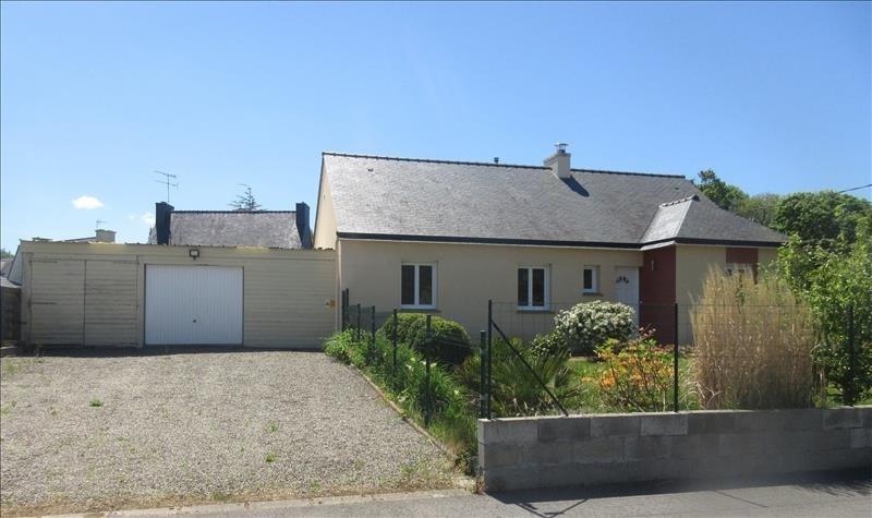 Vente maison / villa Mahalon 156900€ - Photo 8