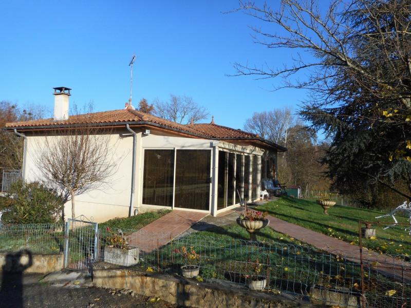 Vente maison / villa Verdelais 227000€ - Photo 1