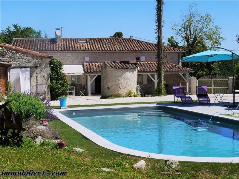 Vente maison / villa Prayssas 238000€ - Photo 1