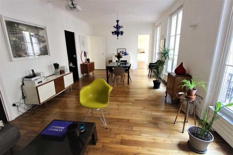 Vente appartement Paris 3ème 960 000€ - Photo 1