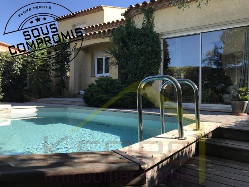 Verkoop  huis Perols 439000€ - Foto 1