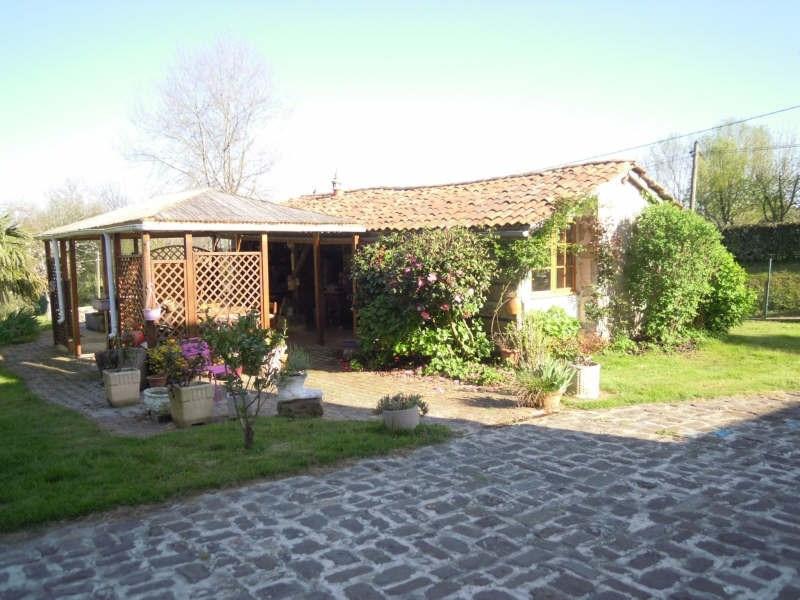 Vente maison / villa St palais 199000€ - Photo 4