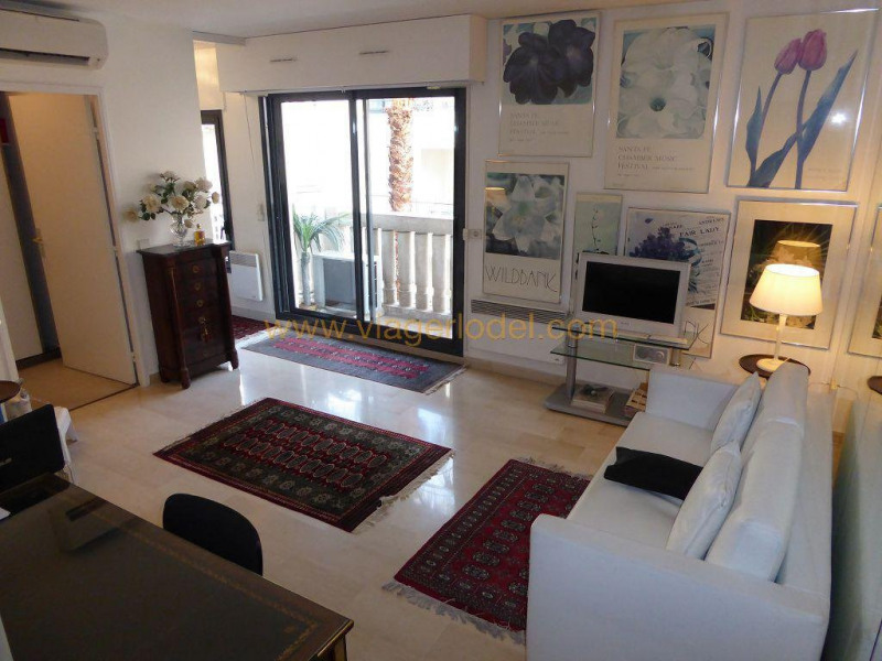 Life annuity apartment Cannes 110 000€ - Picture 2