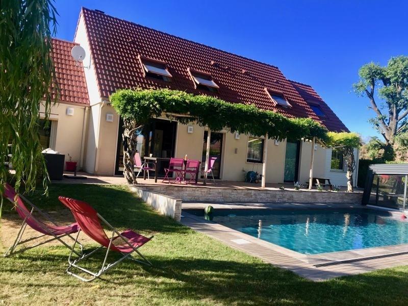 Sale house / villa Montfort l amaury 645000€ - Picture 1