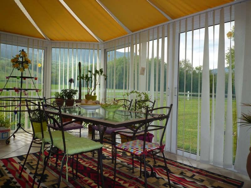 Vendita casa Cusy 550000€ - Fotografia 4