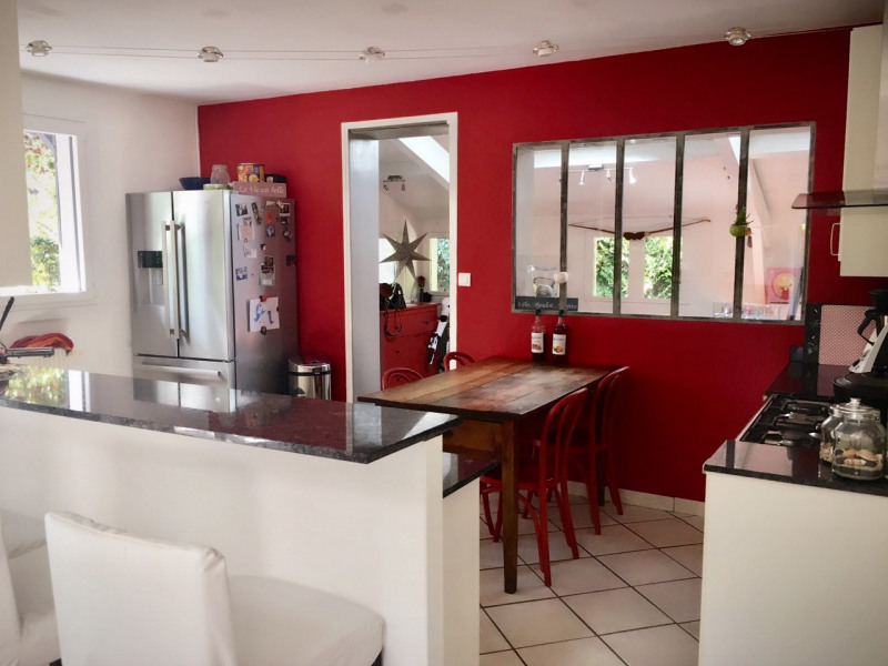 Revenda casa Saint-aubin-de-médoc 495000€ - Fotografia 5